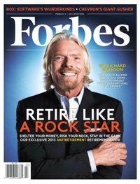Forbes USA March 2013