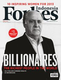 FORBES April 2013