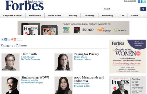 Screen Shot Forbes Ind Web