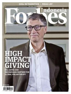 Cover Forbes May 2014