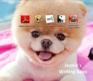 Jen Writing Apps