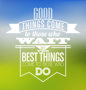 Quote best things for those who do